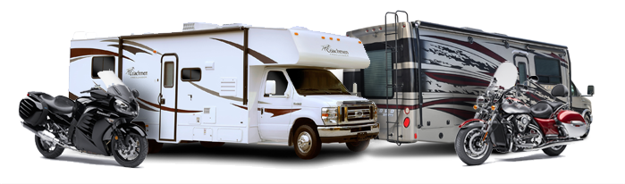 RV and Motorcycle Insurance